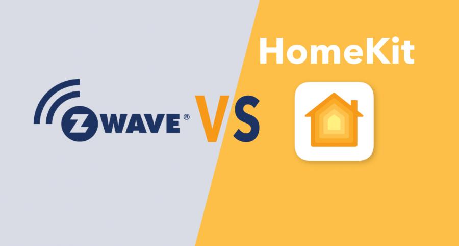 Z-Wave vs. HomeKit