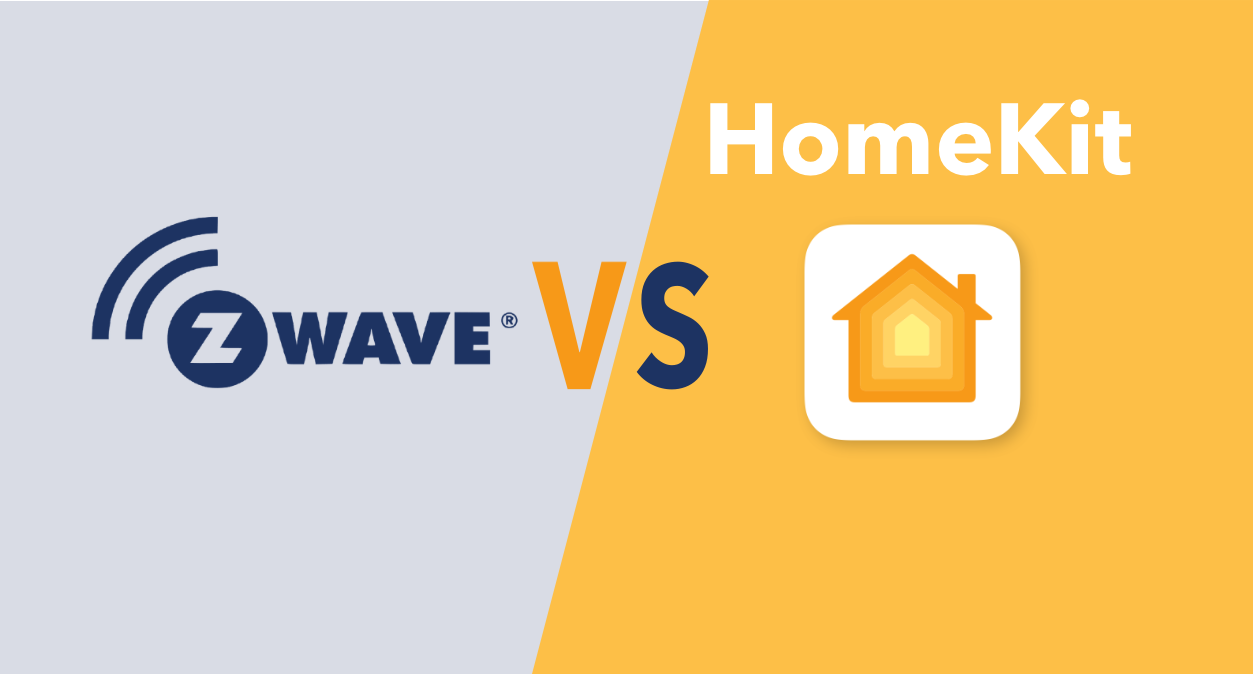 Z-Wave vs. HomeKit